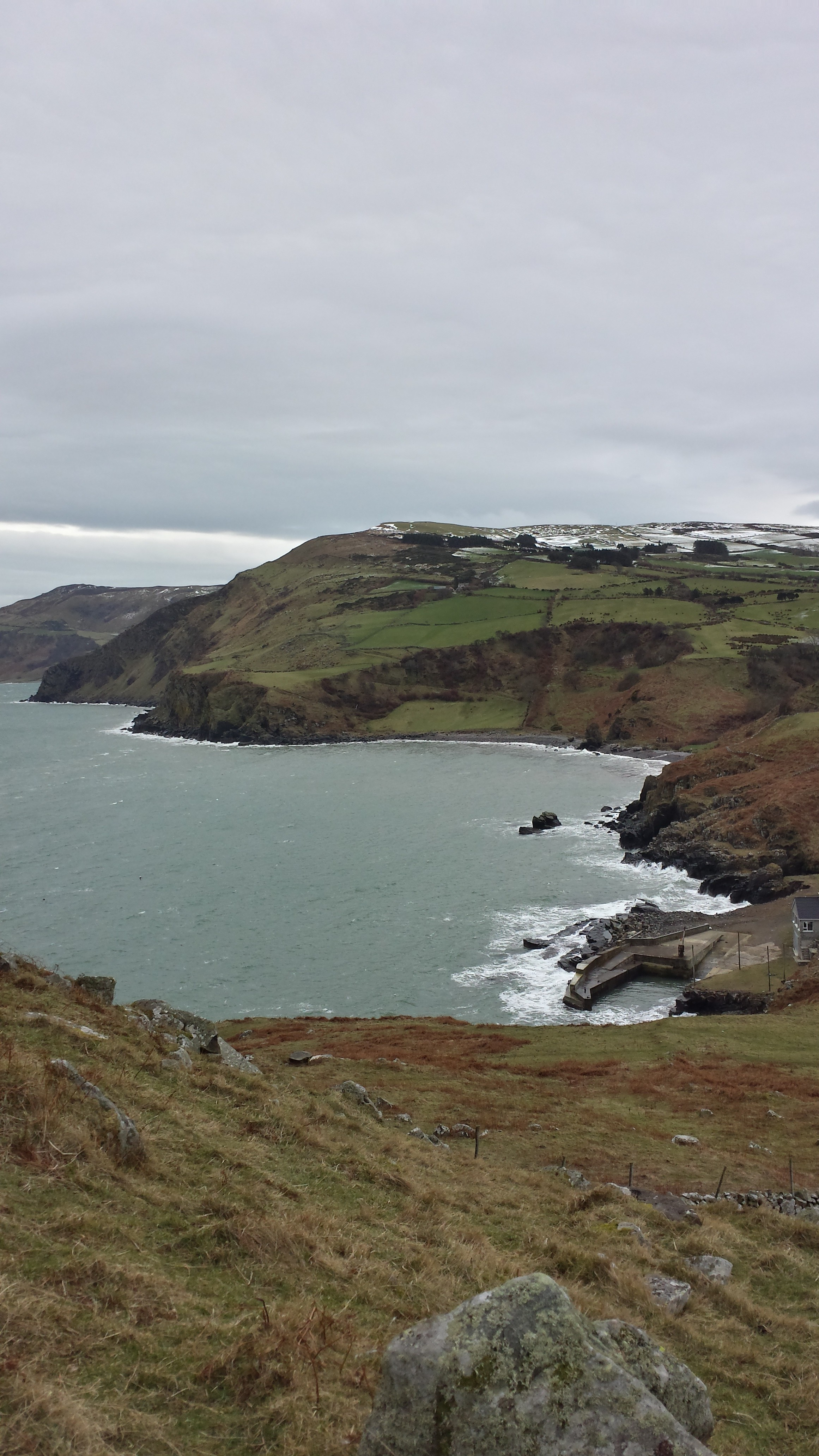Torr Head Lookout Station and Scenic Route