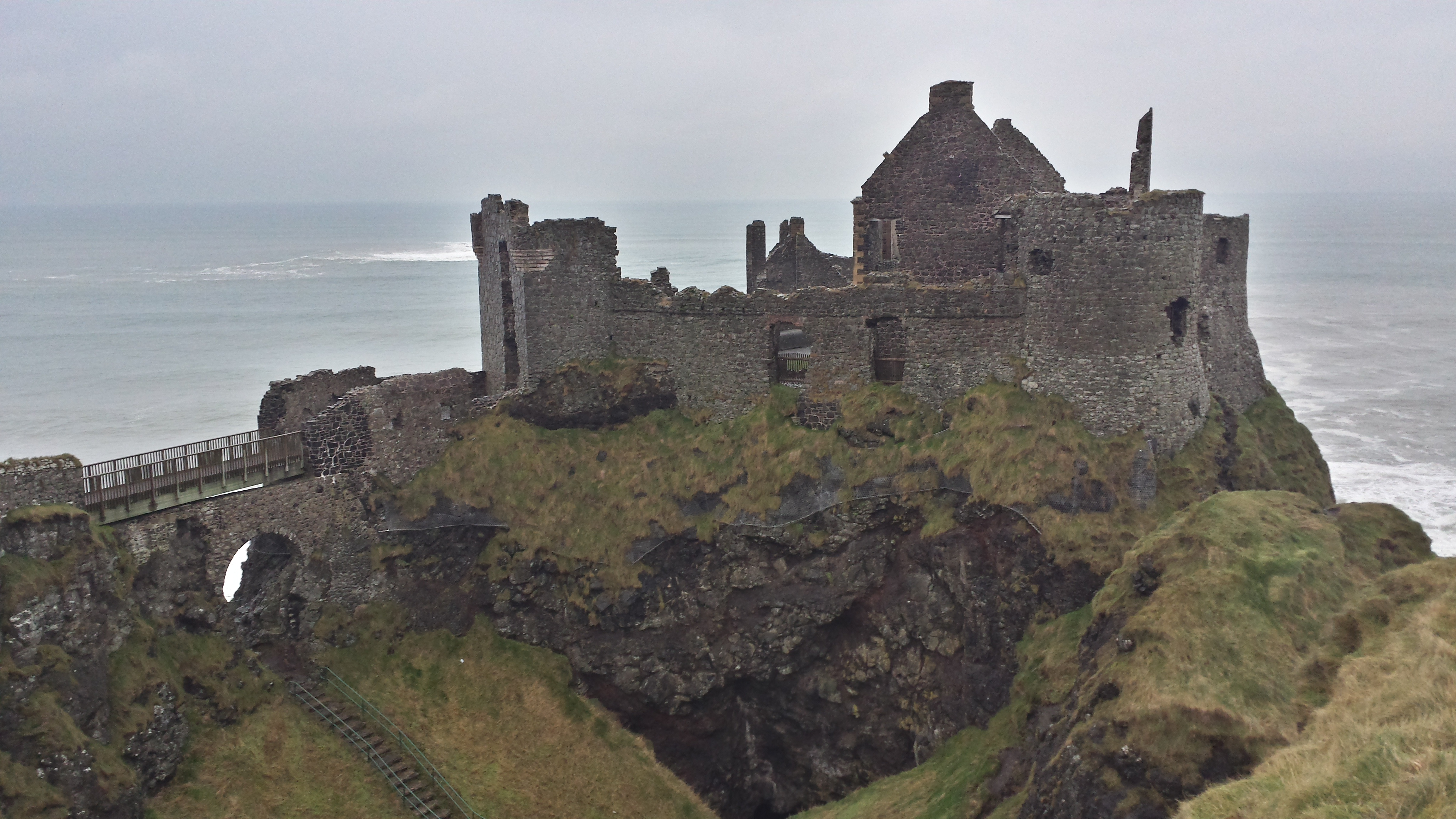 Game of Thrones Filming Location: Dunluce Castle