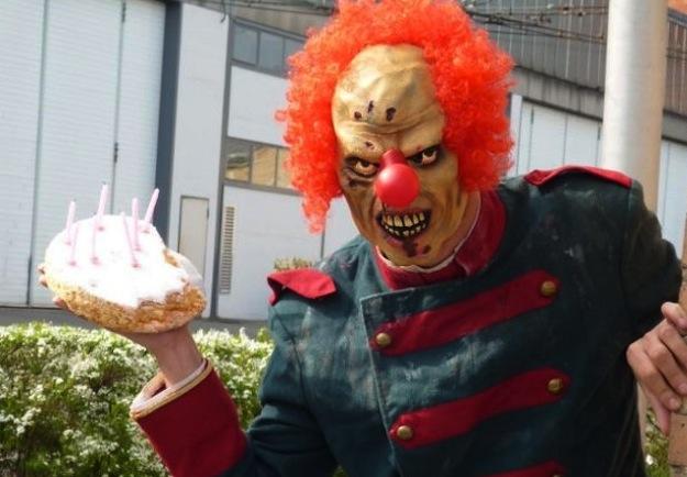 Hire Evil Clowns to Stalk Your Children